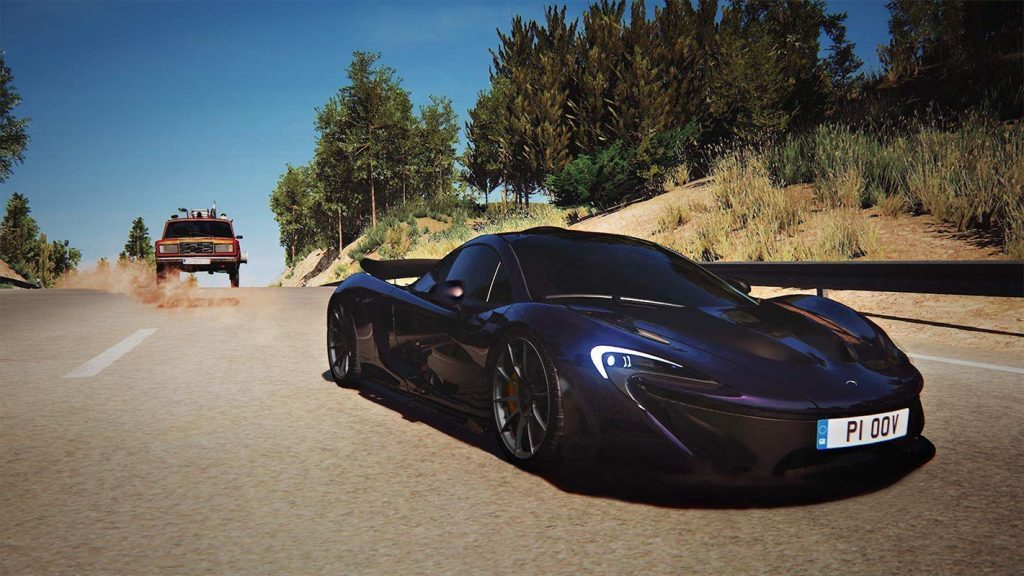the grand tour black car 1024x576 - The Grand Tour Game - la nostra recensione