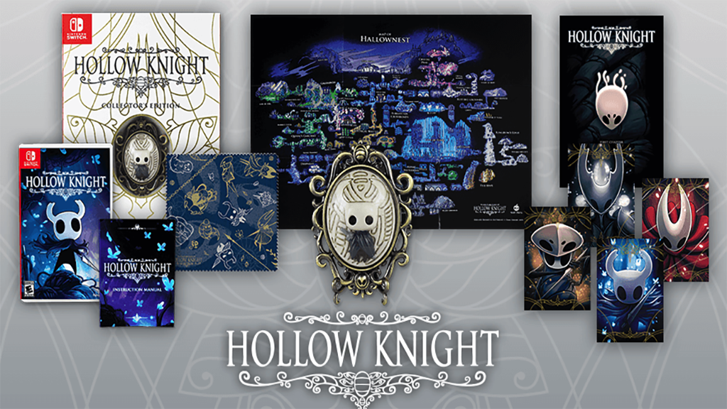 hollow knight collector 1024x576 - Hollow Knight arriva con una bellissima Collector's Edition