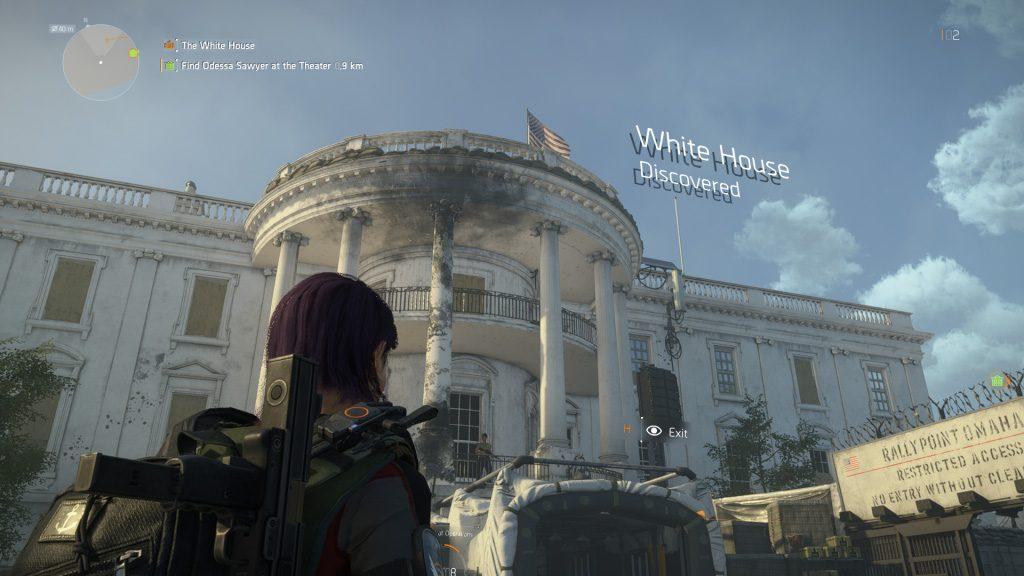 the division 2 white house 1024x576 - The Division 2, la nostra recensione