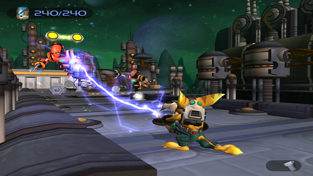 ratchet clank armi 1024x576 - Back 2 The Past - Ratchet & Clank