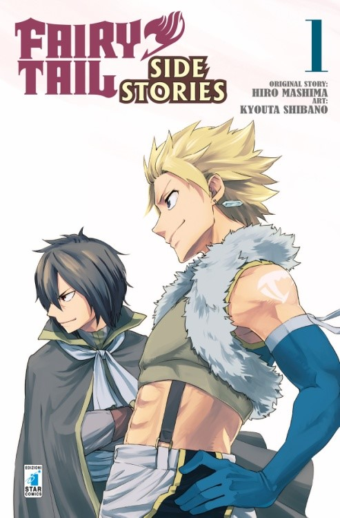 Fairy Tail Side Stories - Fairy Tail Side Stories, spin-off di Fairy Tail arriverà a maggio