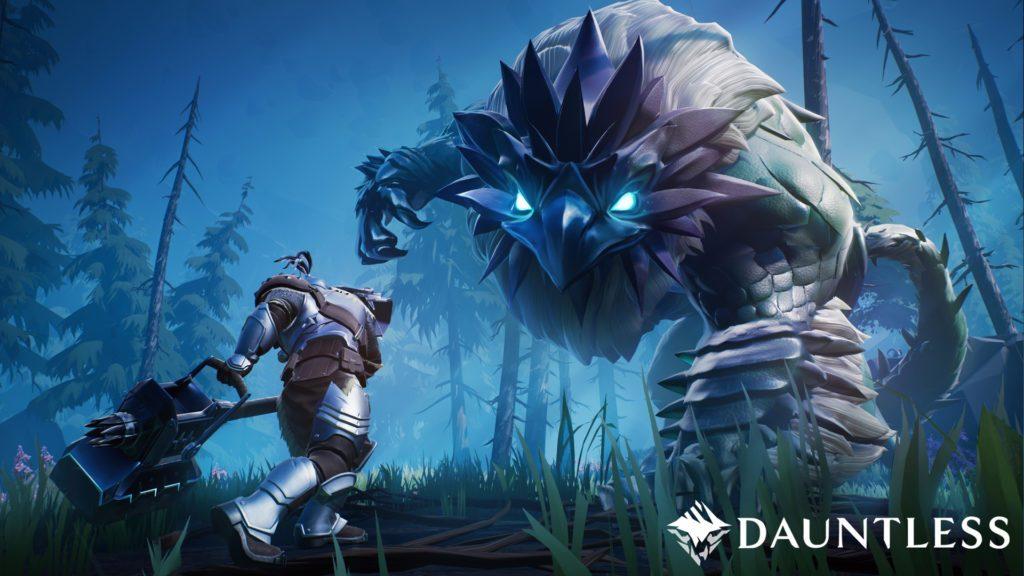 dauntless hammer 1024x576 - Dauntless - Le migliori armi per iniziare la caccia