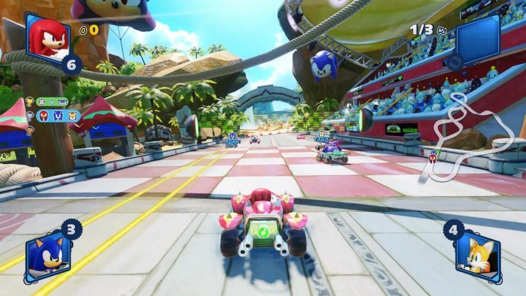 Team Sonic Racing squadre 1024x576 - Team Sonic Racing - la nostra recensione