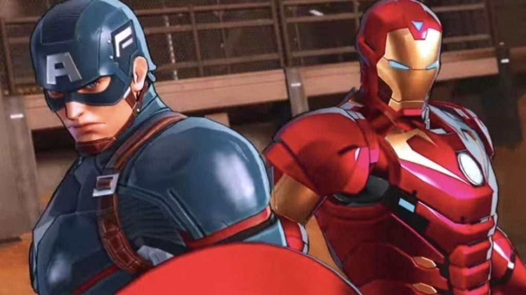 Marvel Ultimate Alliance 3 The Black Order Cap e Iron Man 1024x576 - Marvel Ultimate Alliance 3: The Black Order - la nostra recensione