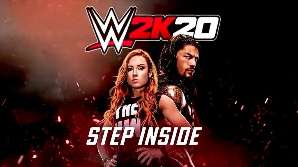 WWE 2K20 Motto
