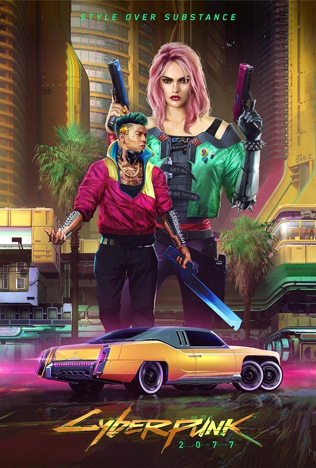 62442616 465610247530843 7540518509281804288 n - La storia di Cyberpunk 2077 sarà cinematografica e matura