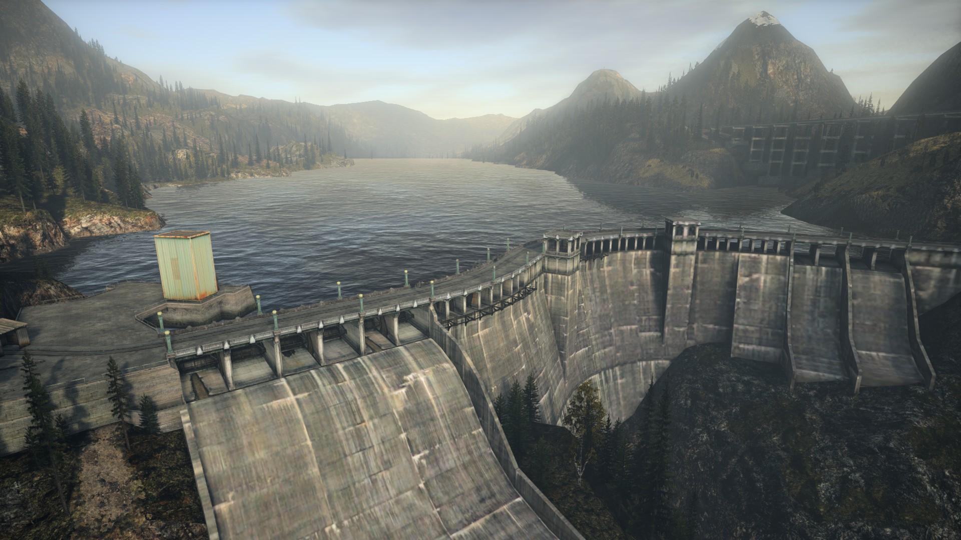 Dam - Control: riferimenti e connessioni con Alan Wake