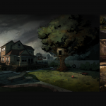 Definitive Gallery Concept Art Clem s House Exterior 150x150 - The Walking Dead: The Telltale Definitive Series si mostra nel nuovo trailer