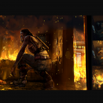 Definitive Gallery Concept Art John s House Fire 150x150 - The Walking Dead: The Telltale Definitive Series si mostra nel nuovo trailer