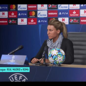 FIFA20CareerMode press conference2 350x350 - FIFA 20 vs PES 2020: quale acquistare?