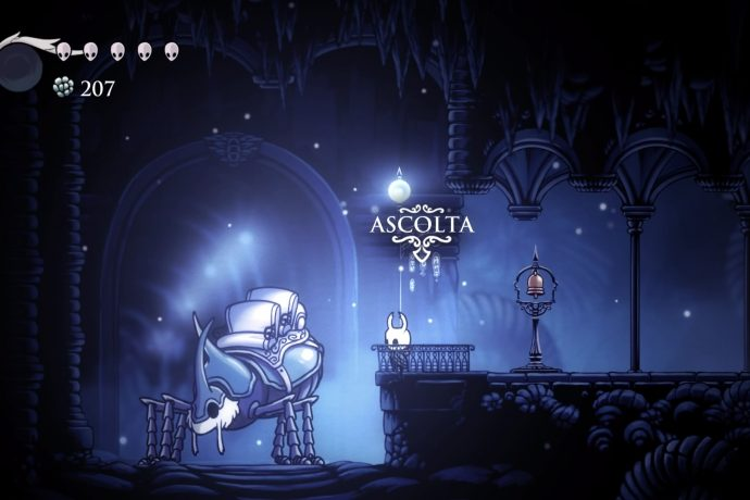 Hollow Knight Screenshot