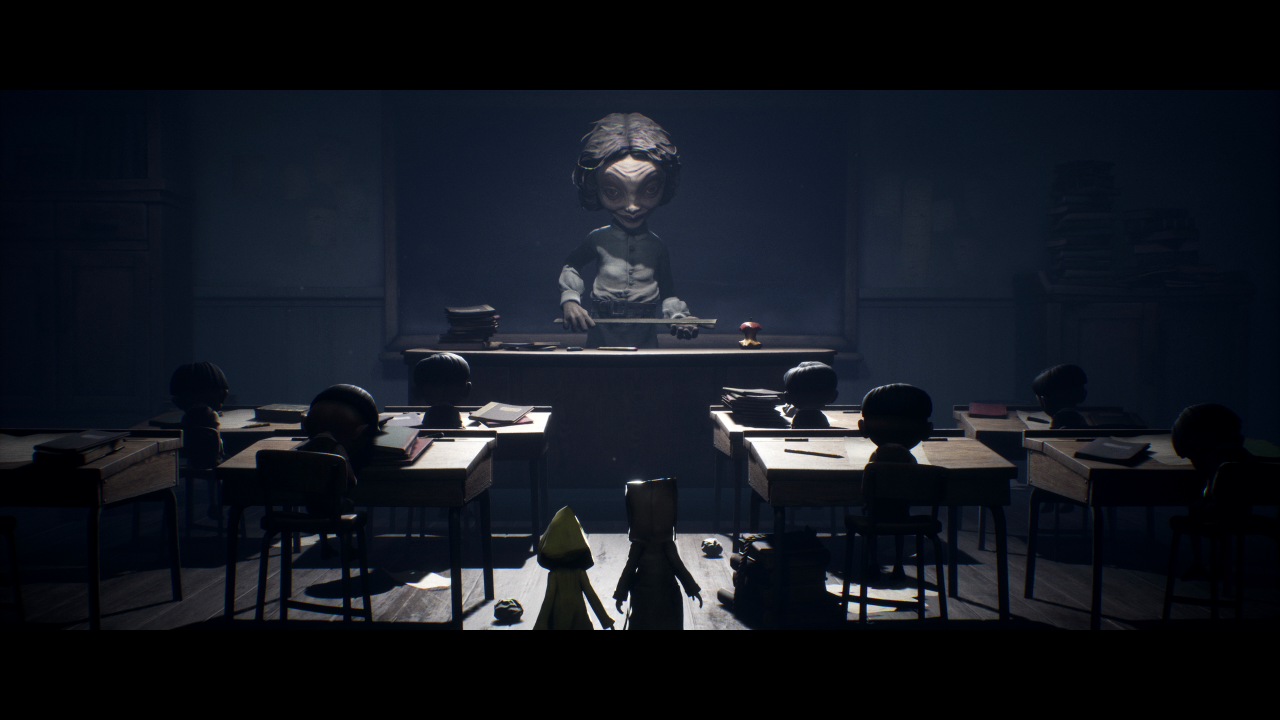 Little Nightmares II Screenshot
