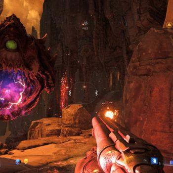 doom 3 doom trilogy gameplay 2 350x350 - Recensione DOOM Eternal