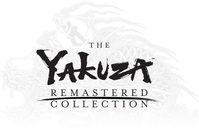 Yakuza Remastered Collection Logo