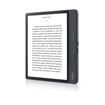 kobo forma1 350x350 - Guida al miglior ebook reader: Amazon Kindle Oasis o Kobo Forma?