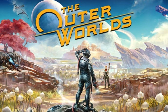 The Outer Worlds Cover