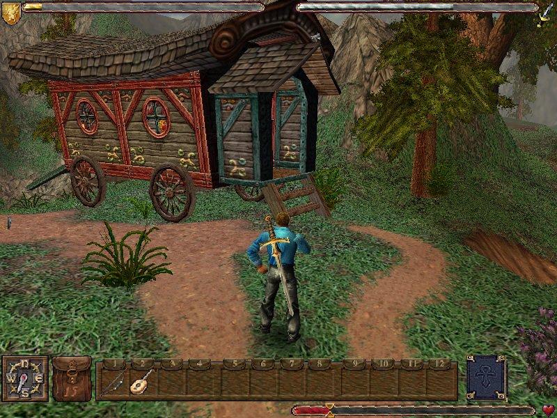ultima9 01 - Vivere dentro il videogioco