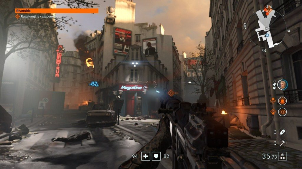 wolfenstein youngblood mitra 1024x576 - Wolfenstein: Youngblood - la nostra recensione