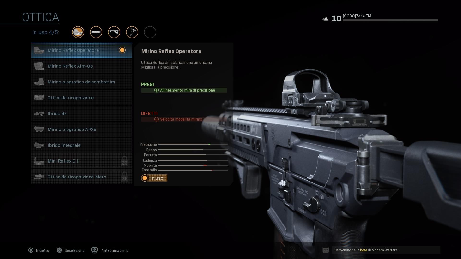 Call of Duty®  Modern Warfare® Open Beta 20190913152940 - Call of Duty: Modern Warfare - Impressioni dalla beta