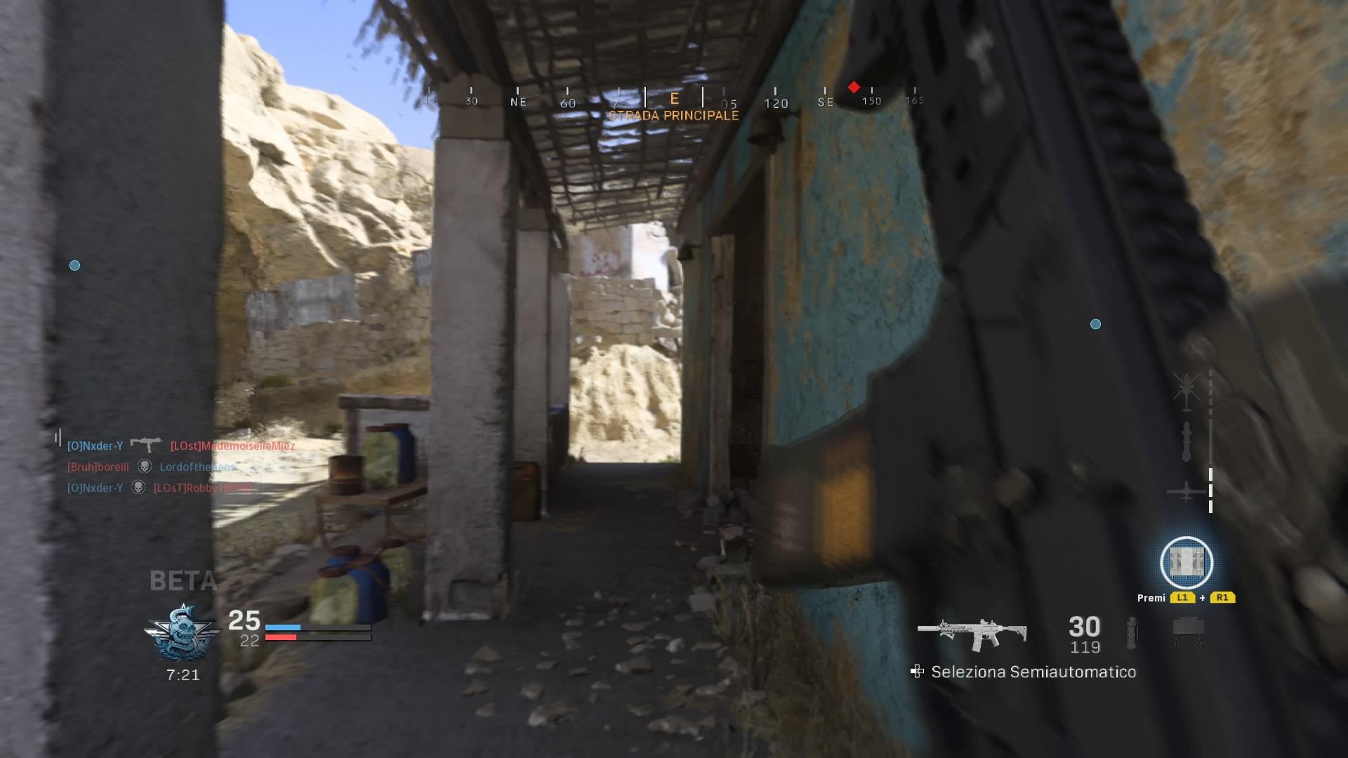 Call of Duty®  Modern Warfare® Open Beta 20190913153321 - Call of Duty: Modern Warfare - Impressioni dalla beta