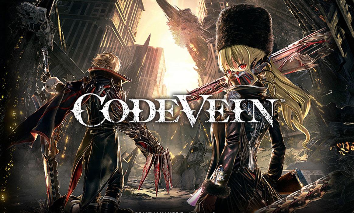 Code Vein Cover