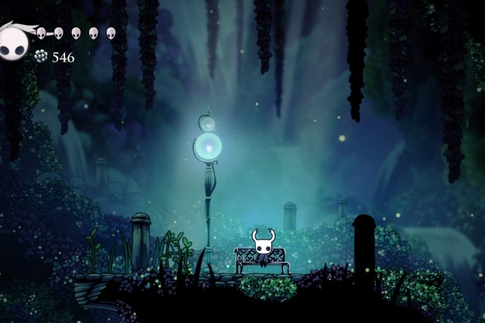 Screenshot Hollow Knight