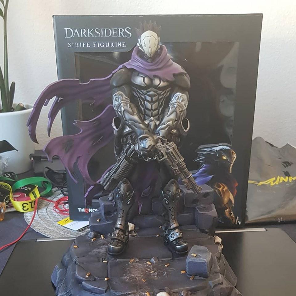 darksiders gamescom - La mia Gamescom, un viaggio tra Videogiochi e Bratwurst