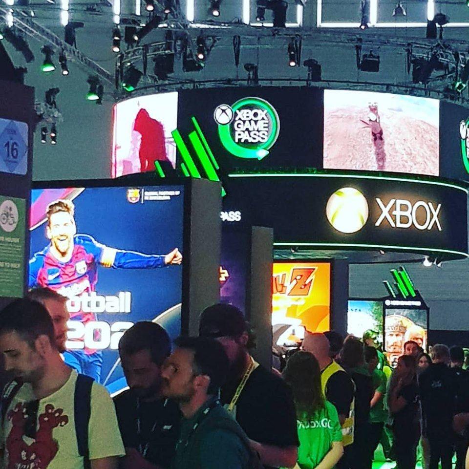 gamescom 2019 gente day 2 - La mia Gamescom, un viaggio tra Videogiochi e Bratwurst