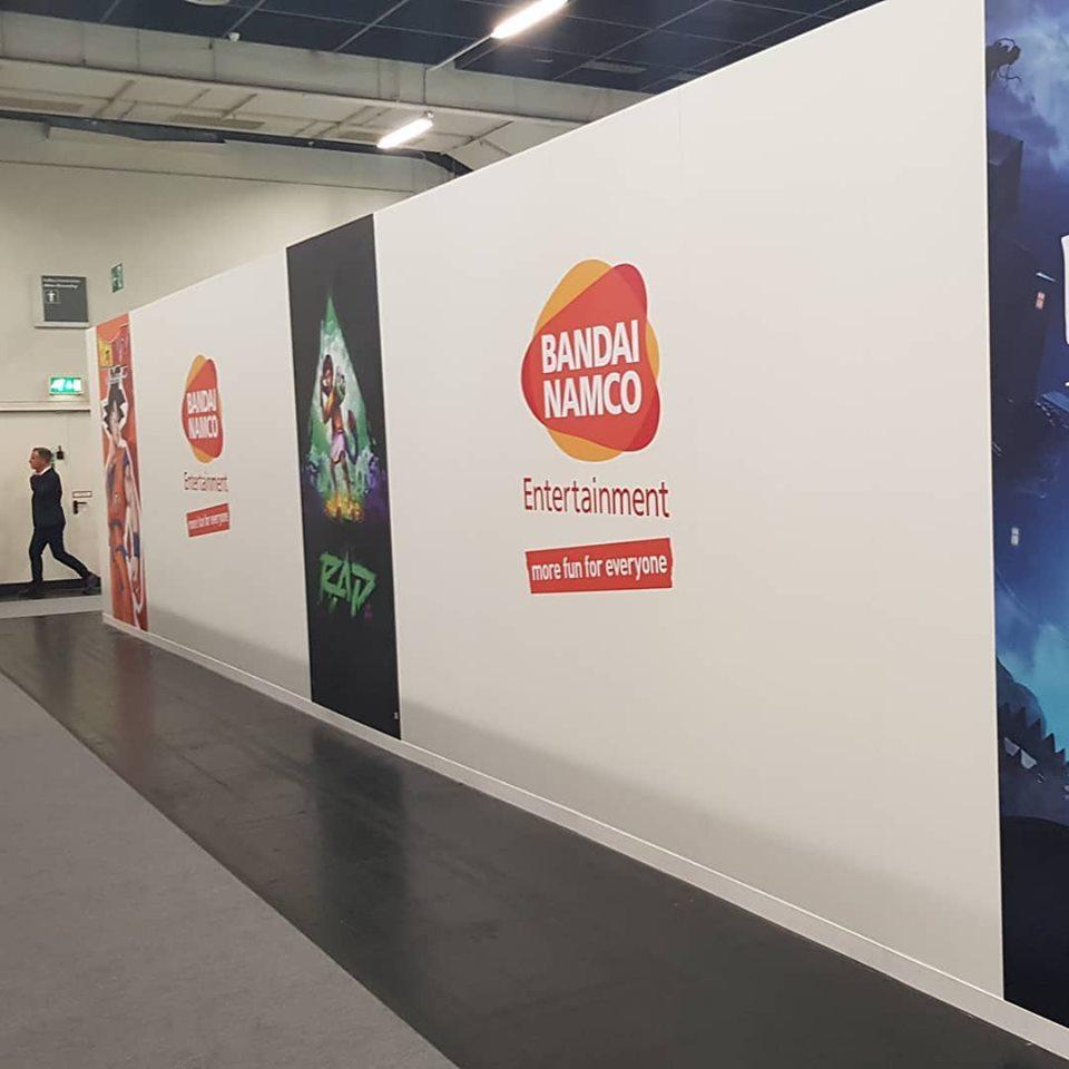 Gamescom Bandai