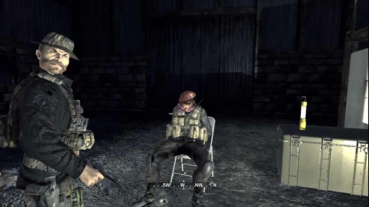 AlAsadTortura - Back 2 the past - la storia di Call of Duty 4: Modern Warfare