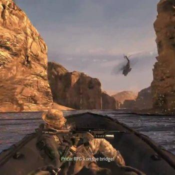 Boat 350x350 - Back 2 the past - la storia di Call of Duty: Modern Warfare 2