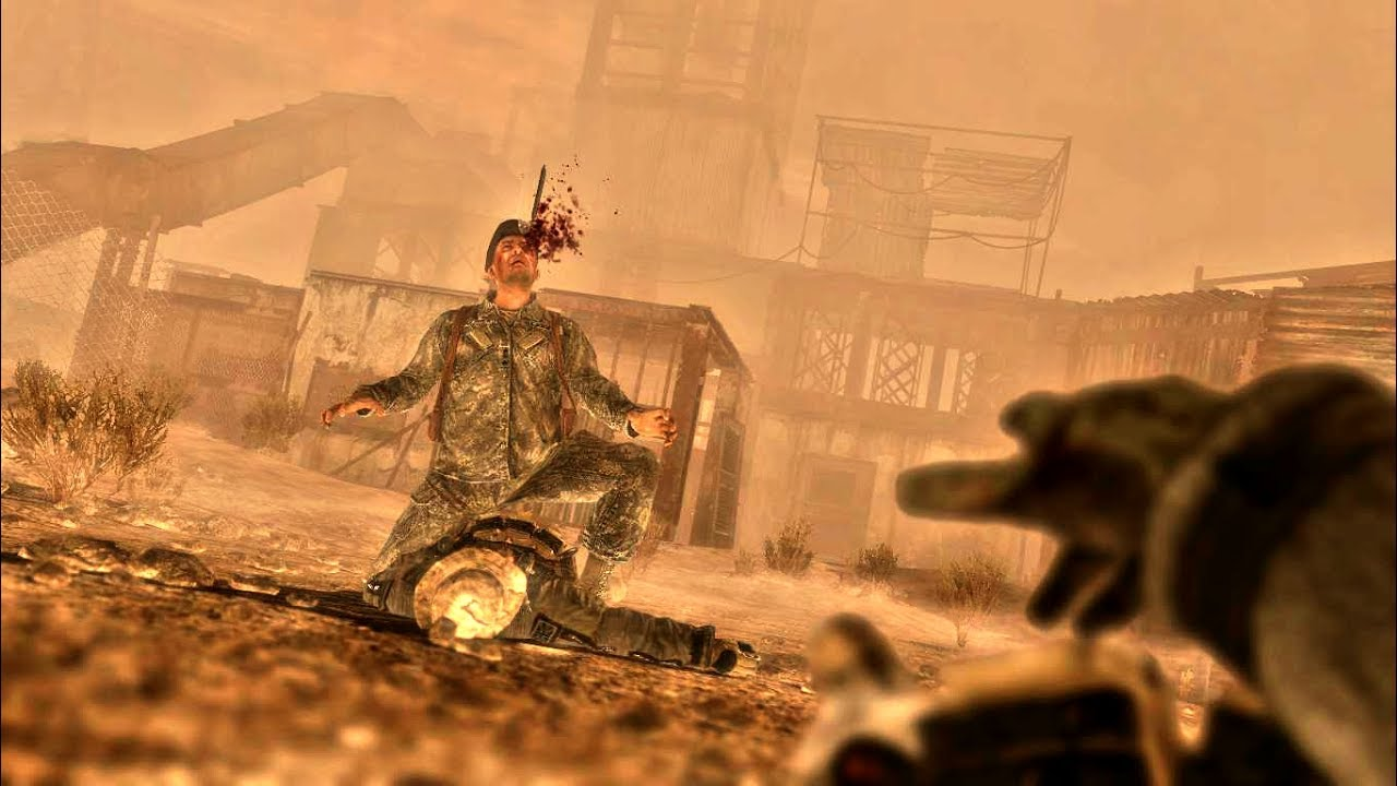 Final - Back 2 the past - la storia di Call of Duty: Modern Warfare 2