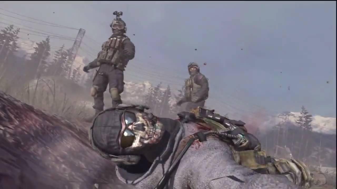 GhostDeath - Back 2 the past - la storia di Call of Duty: Modern Warfare 2