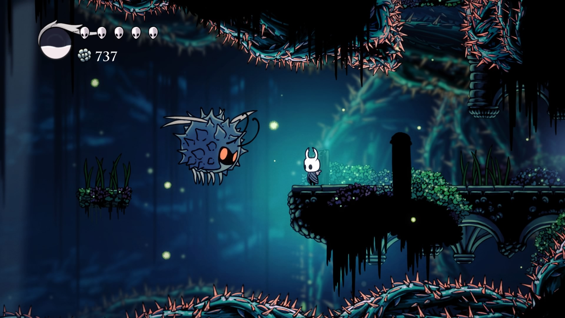 Hollow Knight 20191009153829 - Hollow Knight, guida e lore: Verdevia II