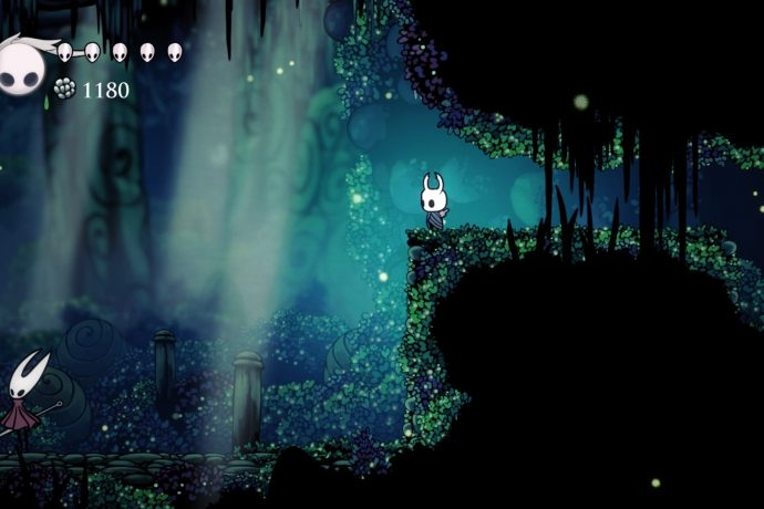 Hollow Knight Verdevia Screenshot