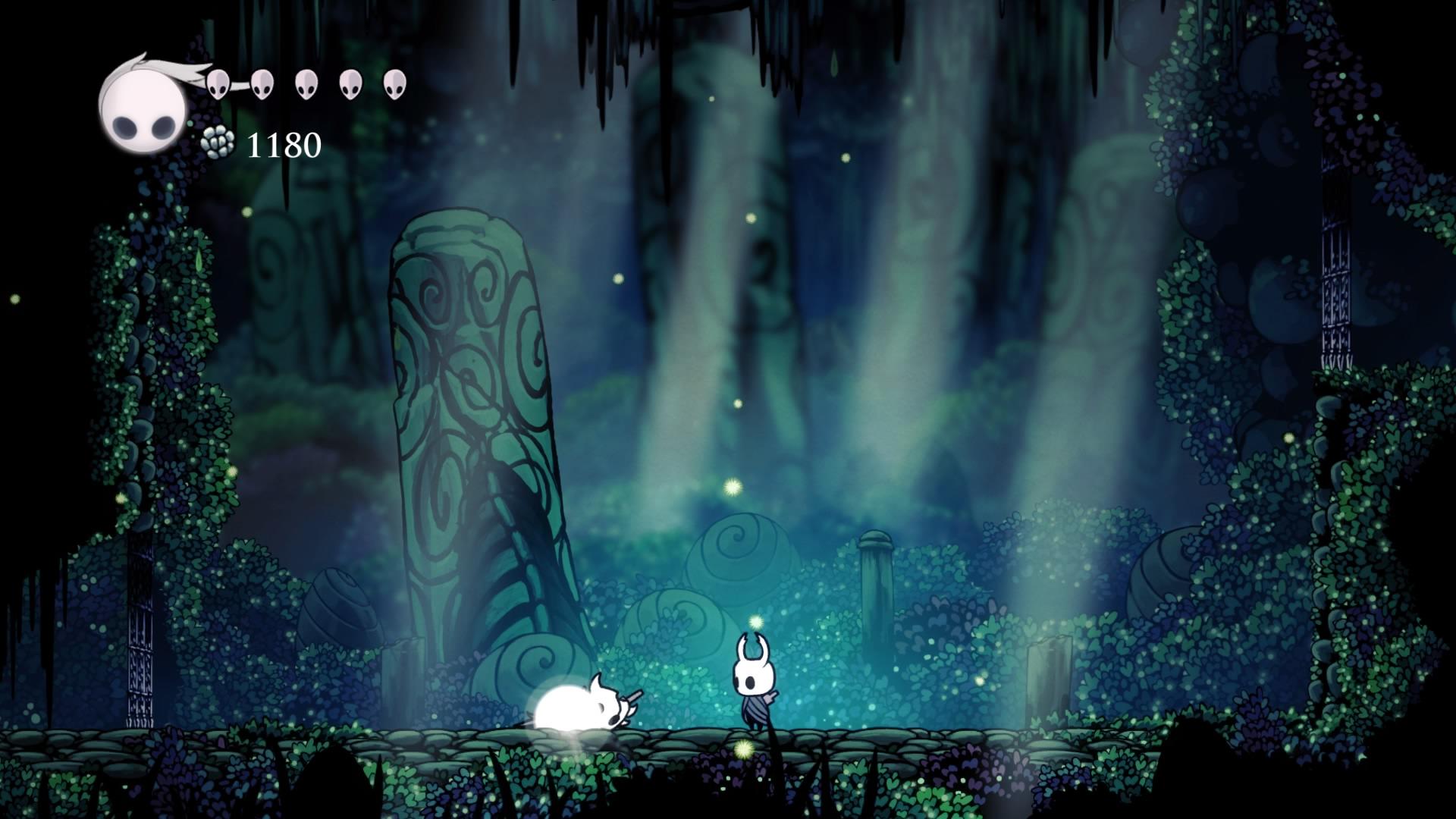 Hollow Knight Verdevia Screenshot