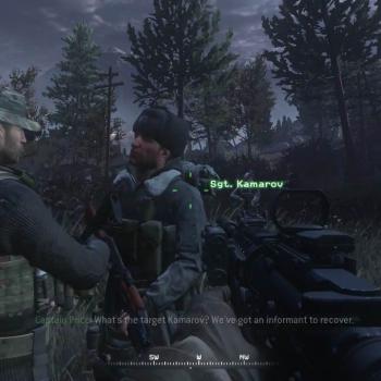 Kamarov 350x350 - Back 2 the past - la storia di Call of Duty 4: Modern Warfare