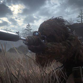 Mimetizzato 350x350 - Back 2 the past - la storia di Call of Duty 4: Modern Warfare