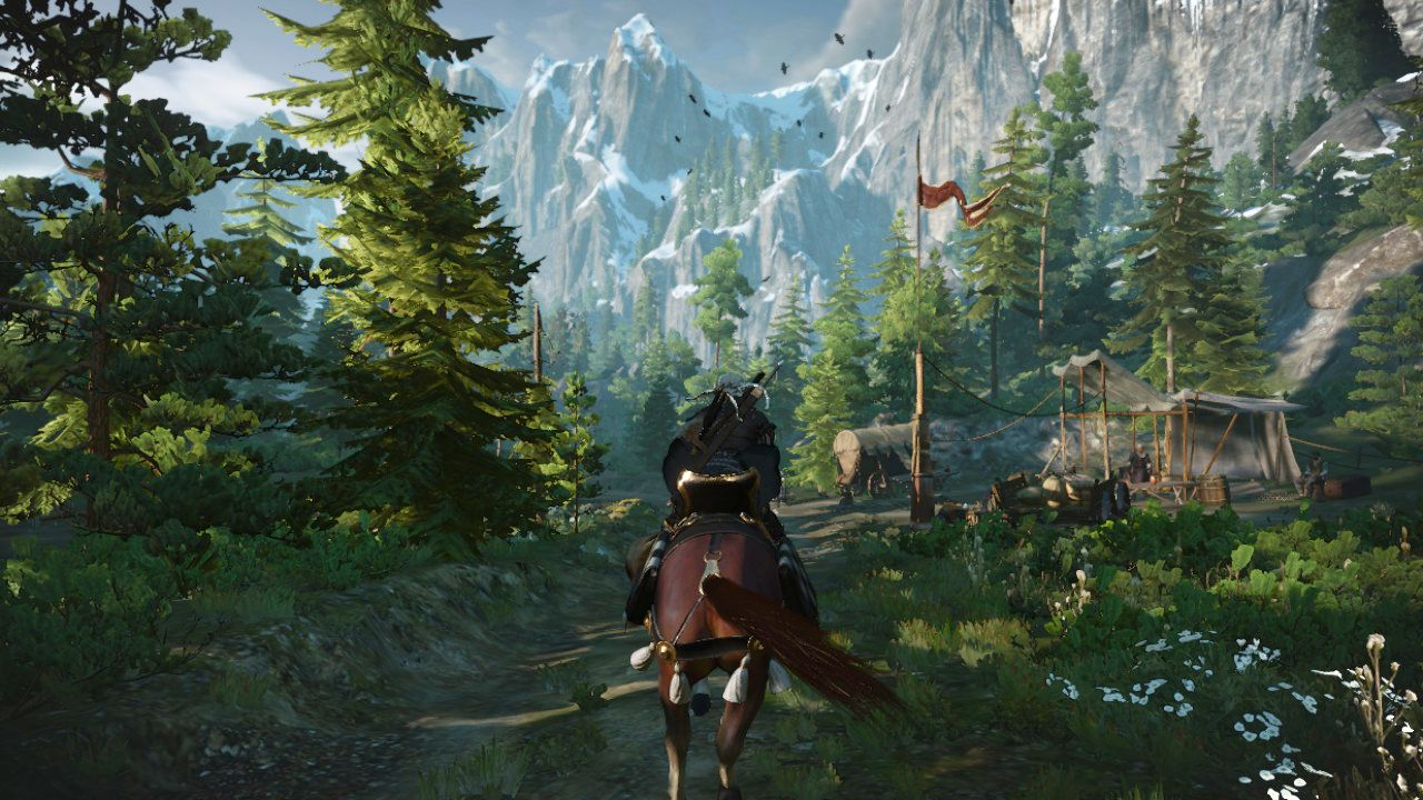 NSwitch TheWitcher3WildHuntCompleteEdition 01 - The Witcher 3: Wild Hunt - Nintendo Switch, un porting impressionante ma...