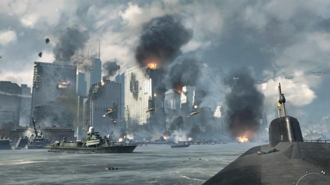 NewYork - Back 2 the past - la storia di Call of Duty: Modern Warfare 3
