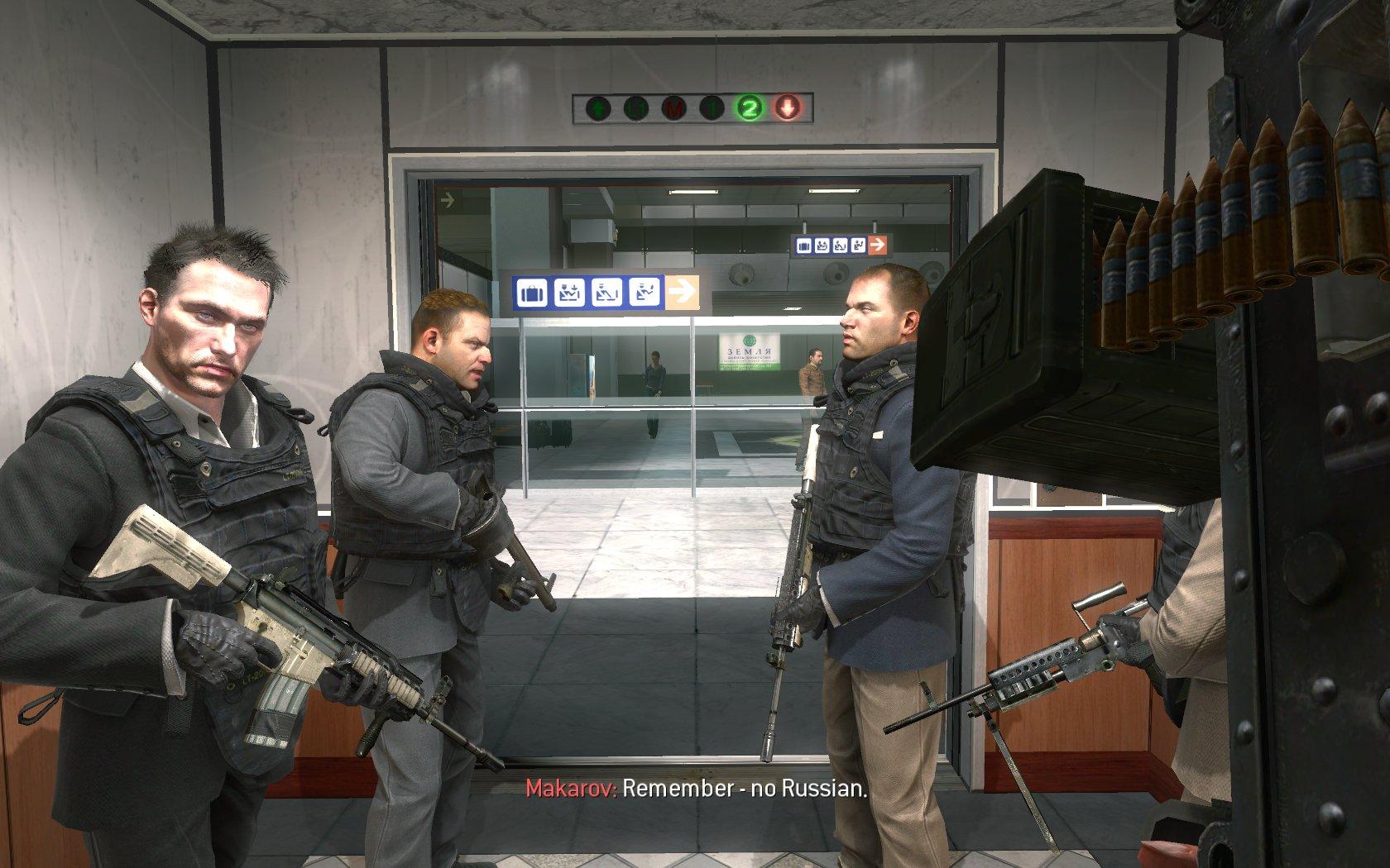 NienteRusso - Back 2 the past - la storia di Call of Duty: Modern Warfare 2