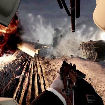 PlaneMission 350x350 - Back 2 the past - la storia di Call of Duty: Modern Warfare 3