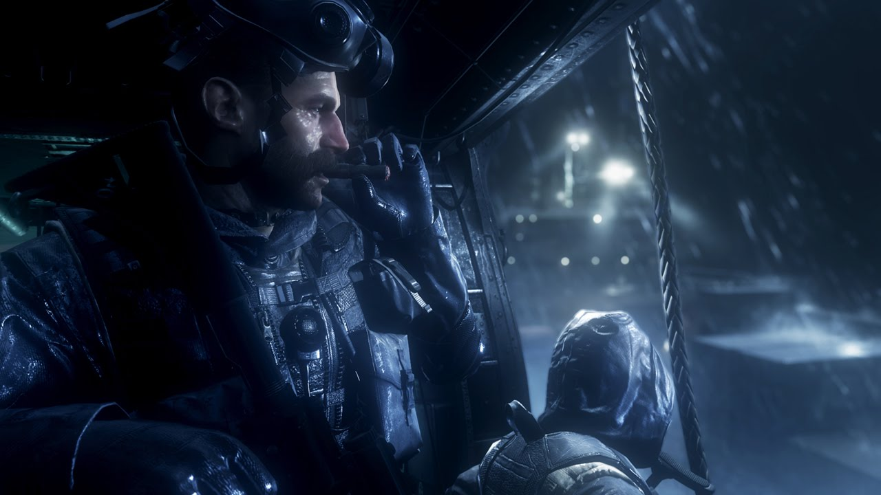 PriceBering - Back 2 the past - la storia di Call of Duty 4: Modern Warfare