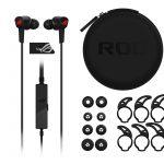 ROG Cetra in ear headphones with accy 2 150x150 - Arrivano in Italia i nuovi auricolari gaming ROG Cetra