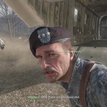 Shepherd 350x350 - Back 2 the past - la storia di Call of Duty: Modern Warfare 2
