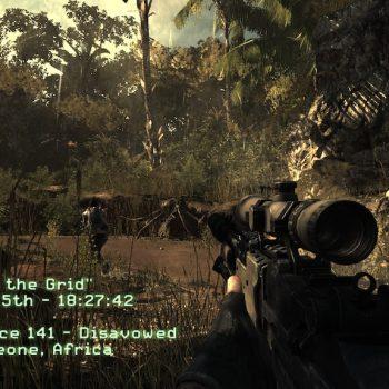 SierraLeone 350x350 - Back 2 the past - la storia di Call of Duty: Modern Warfare 3