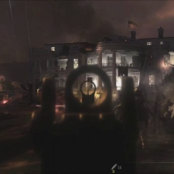 WhiteHouse 350x350 - Back 2 the past - la storia di Call of Duty: Modern Warfare 2