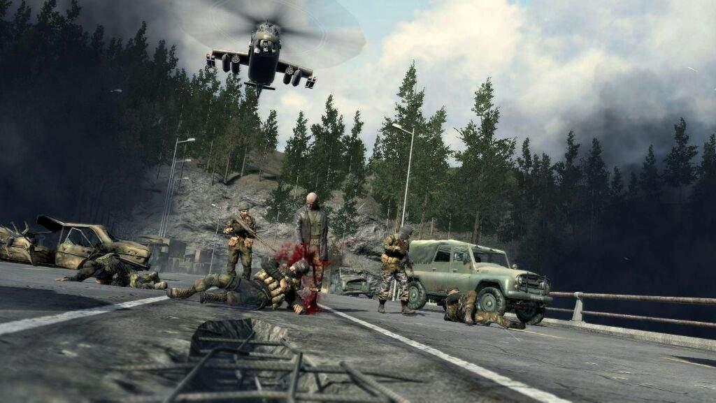 ZakahevEnd - Back 2 the past - la storia di Call of Duty 4: Modern Warfare