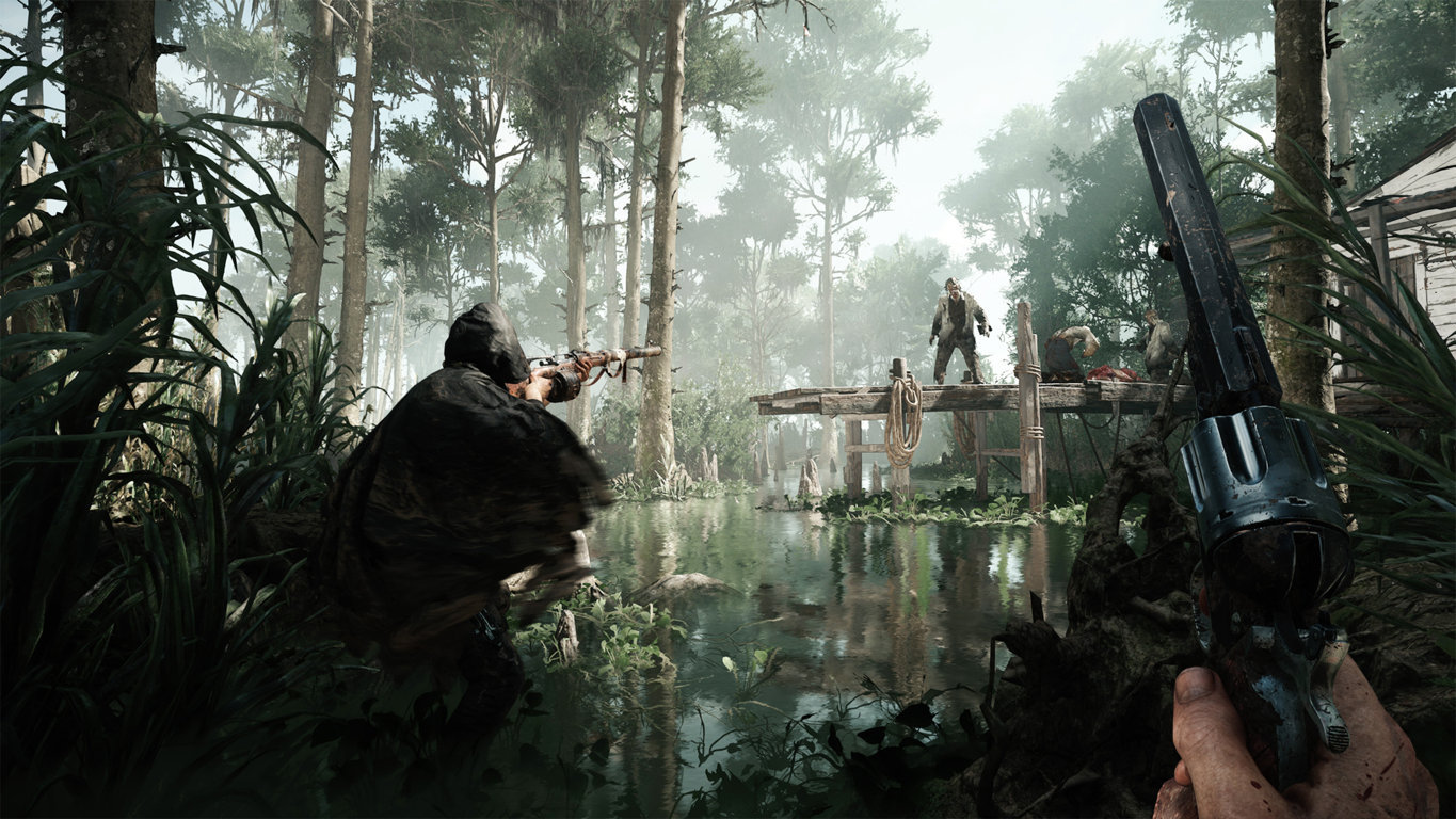 hunt showdown picture 1 - Hunt: Showdown - la nostra recensione
