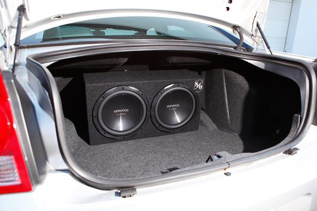 kenwoodsub - Guida al Subwoofer per auto: passivo o attivo?